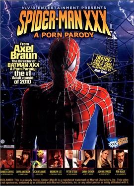 Rent Spider-Man XXX: A Parody DVD