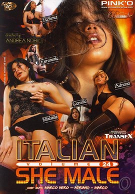 Rent Italian She Male 24 DVD